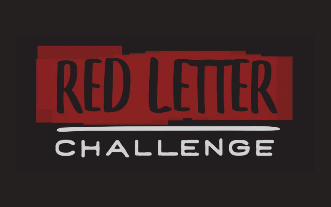 Red Letter Challenge