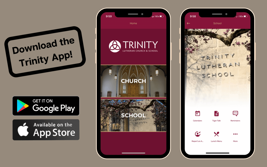 Download the Trinity App